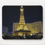 Eiffel Tower in Las Vegas, NV Mouse Pad