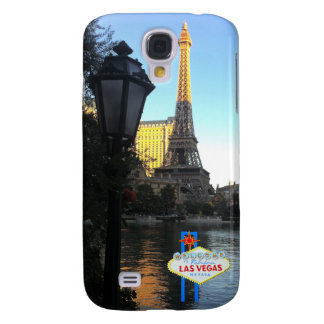 Eiffel Tower in Las Vegas Samsung Galaxy S4 Cover