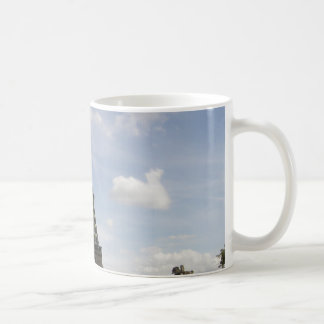 Eiffel Tower in Paris Coffee Mug