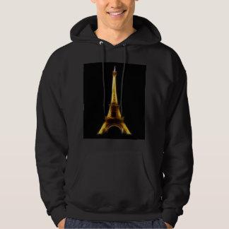 Eiffel Tower in Paris France Hoodie