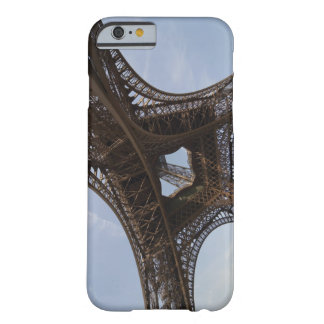 Eiffel Tower in Paris, low angle view Barely There iPhone 6 Case