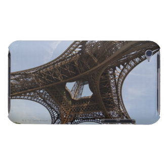 Eiffel Tower in Paris low angle view iPod Touch Case-Mate Case