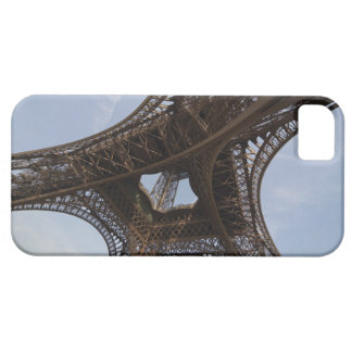 Eiffel Tower in Paris low angle view iPhone 5 Cases