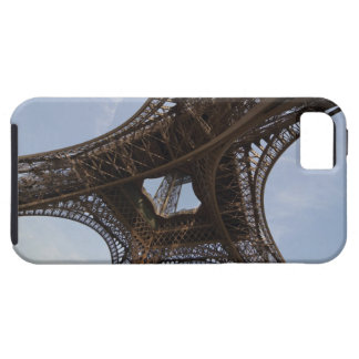 Eiffel Tower in Paris low angle view iPhone 5 Cover
