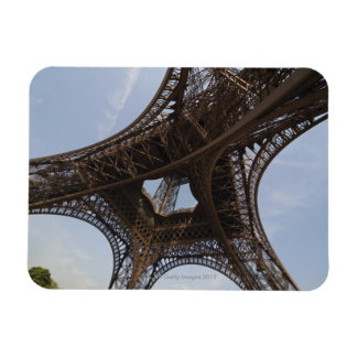 Eiffel Tower in Paris, low angle view Magnet