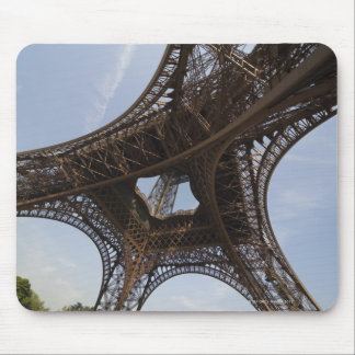 Eiffel Tower in Paris, low angle view Mouse Pad