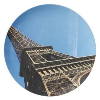 eiffel tower in PARIS Plate