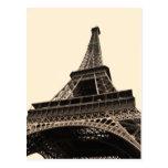 Eiffel Tower in Paris Post Cards