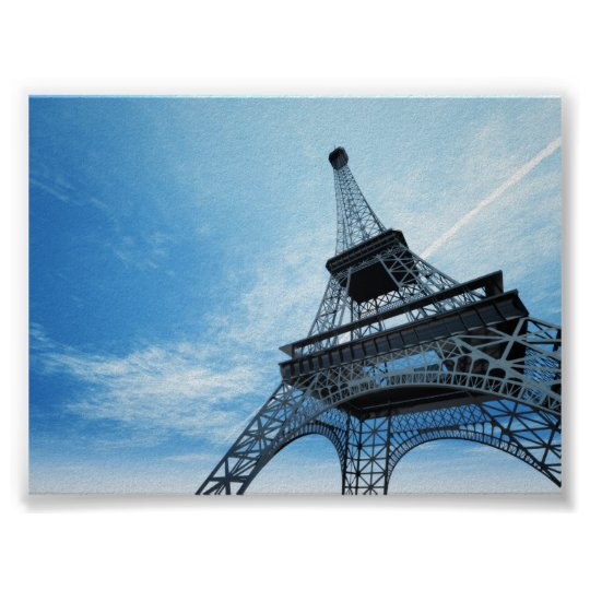 Eiffel Tower in Paris Poster