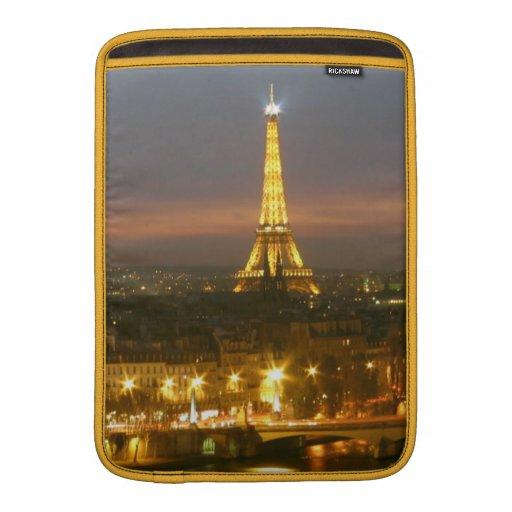Eiffel Tower in Paris Sleeve For MacBook Air