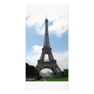 Eiffel Tower in Spring Photo Greeting Card