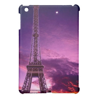 Eiffel Tower in Sunshine Sky Cover For The iPad Mini