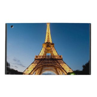 Eiffel Tower iPad Cover