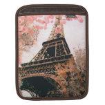 Eiffel Tower iPad Sleeves