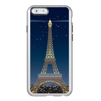 Eiffel Tower iPhone 6/6S Shine Case