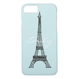 Eiffel Tower iPhone 8/7 Case