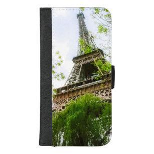 Eiffel Tower iPhone 8/7 Plus Wallet Case