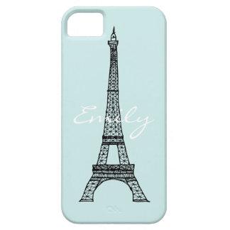 Eiffel Tower iPhone SE/5/5s Case