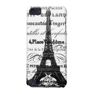 Eiffel Tower iPod Touch (5th Generation) Case