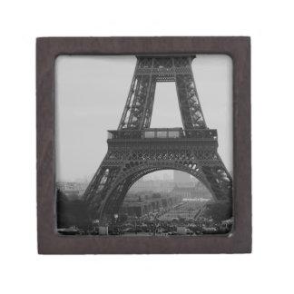 Eiffel Tower Jewelry Box
