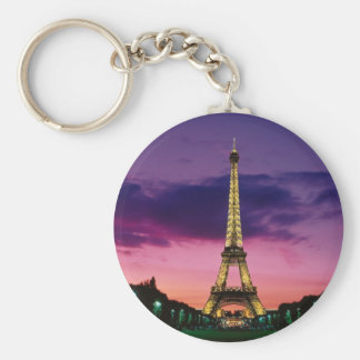 Eiffel Tower Key Chain