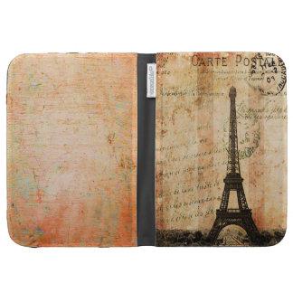Eiffel Tower Kindle Case