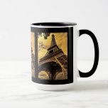 Eiffel Tower landmark Mug
