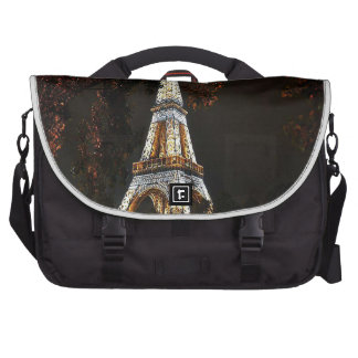 Eiffel Tower Bags For Laptop