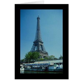 Eiffel Tower Longshot Card