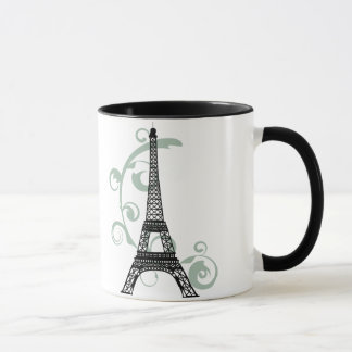 Eiffel Tower Mug