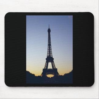 Eiffel Tower Night Mousepads