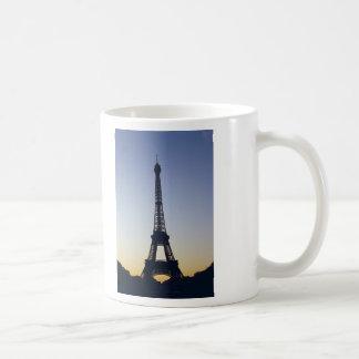 Eiffel Tower Night Mugs