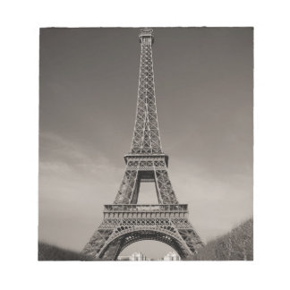 Eiffel Tower Note Pad