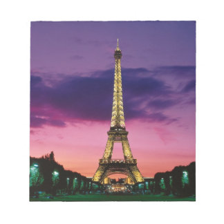Eiffel Tower Memo Notepad
