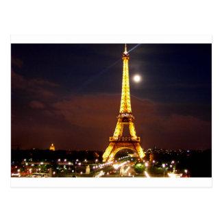 Eiffel_Tower_Paris_06 Tarjeta Postal