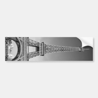 Eiffel Tower Paris Bumper Sticker