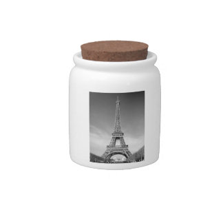 Eiffel Tower Paris Candy Dishes