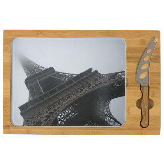 Eiffel Tower, Paris Cheese Platter