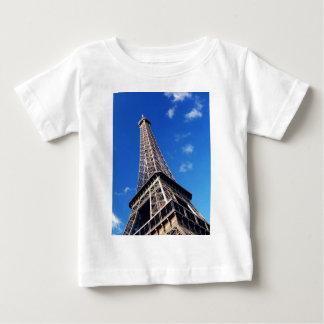 Eiffel Tower Paris Europe Travel Baby T-Shirt