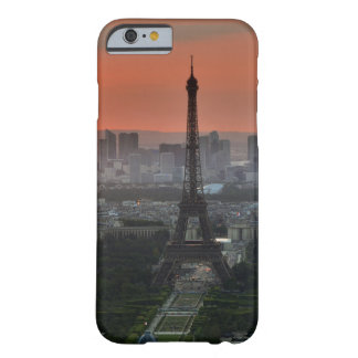 Eiffel Tower Paris Europe Travel Barely There iPhone 6 Case