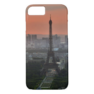 Eiffel Tower Paris Europe Travel iPhone 8/7 Case