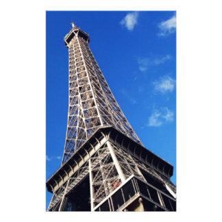 Eiffel Tower Paris Europe Travel Stationery
