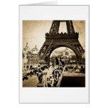 Eiffel Tower Paris Exposition Universelle