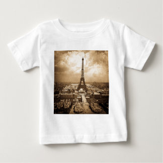 Eiffel Tower Paris Exposition Universelle 1900 Baby T-Shirt
