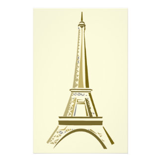 Eiffel Tower-Paris Flyer