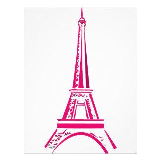 Eiffel Tower Paris Flyer