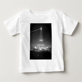 Eiffel Tower Paris France 1900 Baby T-Shirt