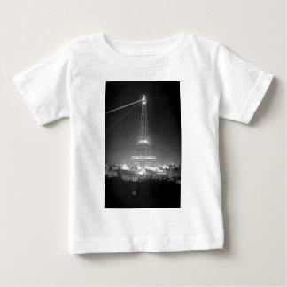 Eiffel Tower Paris France 1900 Vintage Tshirt