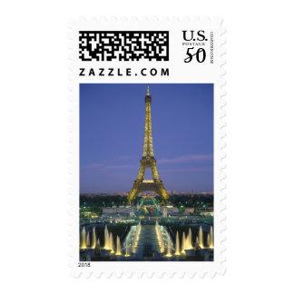 Eiffel Tower, Paris, France 2 Postage