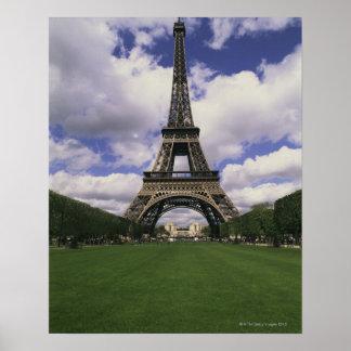 Eiffel Tower, Paris, France 3 Poster